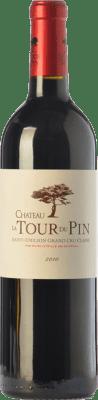 51,95 € Free Shipping | Red wine Château La Tour du Pin A.O.C. Saint-Émilion Grand Cru Bordeaux France Merlot, Cabernet Franc Bottle 75 cl