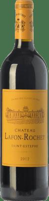 61,95 € Free Shipping | Red wine Château Lafon Rochet Crianza A.O.C. Saint-Estèphe Bordeaux France Merlot, Cabernet Sauvignon, Cabernet Franc Bottle 75 cl