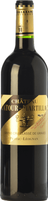 47,95 € Free Shipping | Red wine Château Latour-Martillac Reserva A.O.C. Pessac-Léognan Bordeaux France Merlot, Cabernet Sauvignon, Malbec Bottle 75 cl