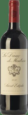 58,95 € Free Shipping | Red wine Château Montrose La Dame Crianza A.O.C. Saint-Estèphe Bordeaux France Merlot, Cabernet Sauvignon Bottle 75 cl