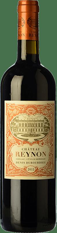 14,95 € Envío gratis   Vino tinto Château Reynon Crianza A.O.C. Cadillac Burdeos Francia Merlot, Cabernet Sauvignon, Petit Verdot Botella 75 cl