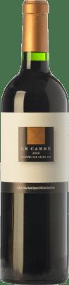 59,95 € Free Shipping | Red wine Château Teyssier Le Carré A.O.C. Saint-Émilion Grand Cru Bordeaux France Merlot, Cabernet Franc Bottle 75 cl