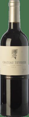 19,95 € Free Shipping | Red wine Château Teyssier Crianza A.O.C. Saint-Émilion Grand Cru Bordeaux France Merlot, Cabernet Franc Bottle 75 cl