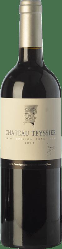 17,95 € Free Shipping   Red wine Château Teyssier Crianza A.O.C. Saint-Émilion Grand Cru Bordeaux France Merlot, Cabernet Franc Bottle 75 cl