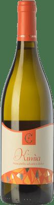 15,95 € Free Shipping | Sweet wine Chiaromonte Kimìa I.G.T. Puglia Puglia Italy Moscatello Selvatico Bottle 75 cl