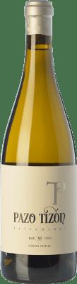 15,95 € Free Shipping | White wine Cillar de Silos Pazo Tizón D.O. Ribeiro Galicia Spain Loureiro, Treixadura, Albariño Bottle 75 cl