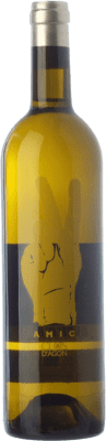 14,95 € Free Shipping | White wine Clos d'Agón Amic Blanc D.O. Catalunya Catalonia Spain Grenache White Bottle 75 cl