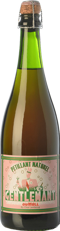 18,95 € Free Shipping   White sparkling Clos Lentiscus Gentlemant Spain Sumoll Bottle 75 cl