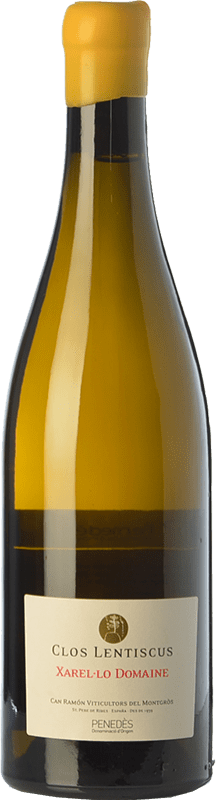 33,95 € Free Shipping   White wine Clos Lentiscus Domaine Crianza D.O. Penedès Catalonia Spain Xarel·lo Bottle 75 cl