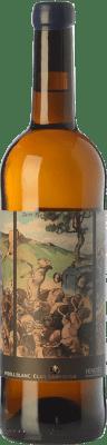 19,95 € Free Shipping | White wine Clos Lentiscus Perill Blanc Àmfora D.O. Penedès Catalonia Spain Xarel·lo Bottle 75 cl