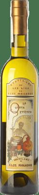 154,95 € Envío gratis | Orujo Clos Mogador La Quinta Essència dels Llops Destil·lat de Lies Cataluña España Media Botella 50 cl