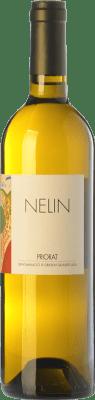49,95 € Free Shipping | White wine Clos Mogador Clos Nelín Crianza D.O.Ca. Priorat Catalonia Spain Pinot Black, Grenache White, Viognier, Macabeo, Pedro Ximénez, Marsanne Bottle 75 cl