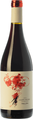 13,95 € Free Shipping | Red wine Coca i Fitó Jaspi Negre Joven D.O. Montsant Catalonia Spain Syrah, Grenache, Cabernet Sauvignon, Carignan Bottle 75 cl