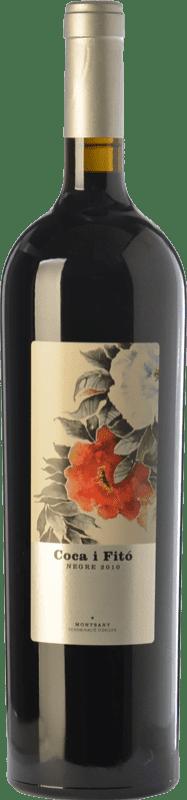 27,95 € Envoi gratuit | Vin rouge Coca i Fitó Crianza D.O. Montsant Catalogne Espagne Syrah, Grenache, Carignan Bouteille Magnum 1,5 L