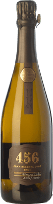 192,95 € Free Shipping   White sparkling Codorníu Ars Collecta 456 Brut Gran Reserva 2008 D.O. Cava Catalonia Spain Pinot Black, Xarel·lo, Chardonnay Bottle 75 cl   Thousands of wine lovers trust us to get the best price guarantee, free shipping always and hassle-free shopping and returns.