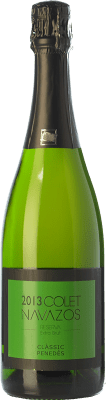 29,95 € Free Shipping   White sparkling Colet Navazos Extra Brut Reserva D.O. Penedès Catalonia Spain Chardonnay Bottle 75 cl.   Thousands of wine lovers trust us to get the best price guarantee, free shipping always and hassle-free shopping and returns.