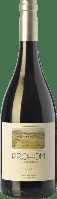 11,95 € Free Shipping | Red wine Coma d'en Bonet Prohom Experientia Negre Crianza D.O. Terra Alta Catalonia Spain Syrah, Grenache, Cabernet Sauvignon, Carignan Bottle 75 cl