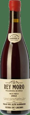 Vin rouge Comando G La Tumba del Rey Moro Crianza D.O. Vinos de Madrid La communauté de Madrid Espagne Grenache Bouteille 75 cl