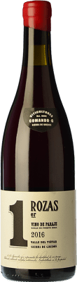 29,95 € Free Shipping | Red wine Comando G Rozas 1er Crianza D.O. Vinos de Madrid Madrid's community Spain Grenache Bottle 75 cl