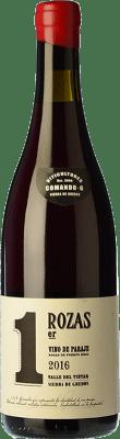 Vin rouge Comando G Rozas 1er Crianza D.O. Vinos de Madrid La communauté de Madrid Espagne Grenache Bouteille 75 cl