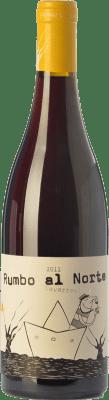 Vin rouge Comando G Rumbo al Norte Crianza D.O. Vinos de Madrid La communauté de Madrid Espagne Grenache Bouteille 75 cl