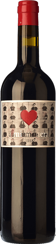 18,95 € Free Shipping | Red wine Contador A Mi Manera Joven D.O.Ca. Rioja The Rioja Spain Tempranillo Bottle 75 cl