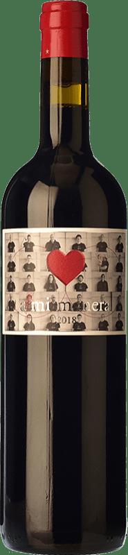 18,95 € Envío gratis   Vino tinto Contador A Mi Manera Joven D.O.Ca. Rioja La Rioja España Tempranillo Botella 75 cl