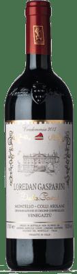 28,95 € Free Shipping | Red wine Loredan Gasparini della Casa D.O.C. Montello e Colli Asolani Veneto Italy Merlot, Cabernet Sauvignon, Cabernet Franc, Malbec Bottle 75 cl
