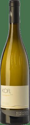 22,95 € Free Shipping | White wine Cortaccia Kofl D.O.C. Alto Adige Trentino-Alto Adige Italy Sauvignon Bottle 75 cl