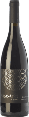 19,95 € Free Shipping | Red wine Còsmic Joven Spain Cabernet Franc Bottle 75 cl