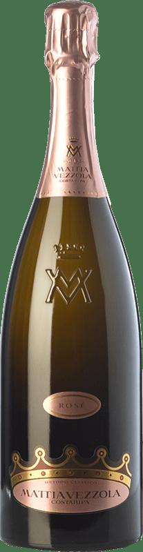 25,95 € Free Shipping   Rosé sparkling Costaripa Mattia Vezzola Rosé Brut D.O.C. Garda Lombardia Italy Pinot Black, Chardonnay Bottle 75 cl