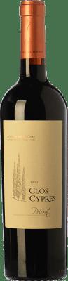 43,95 € Free Shipping | Red wine Costers del Priorat Clos Cypres Crianza D.O.Ca. Priorat Catalonia Spain Carignan Bottle 75 cl