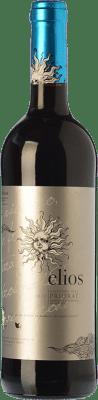 12,95 € Free Shipping | Red wine Costers del Priorat Elios Joven D.O.Ca. Priorat Catalonia Spain Syrah, Grenache, Cabernet Sauvignon, Carignan Bottle 75 cl