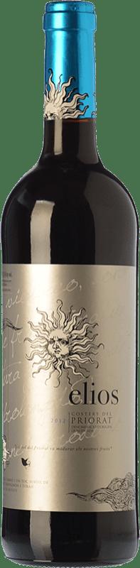 9,95 € Free Shipping | Red wine Costers del Priorat Elios Joven D.O.Ca. Priorat Catalonia Spain Syrah, Grenache, Cabernet Sauvignon, Carignan Bottle 75 cl