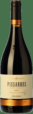 22,95 € Free Shipping | Red wine Costers del Priorat Pissarres Joven D.O.Ca. Priorat Catalonia Spain Grenache, Cabernet Sauvignon, Carignan Bottle 75 cl