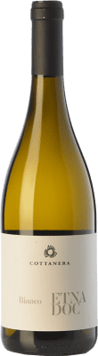 21,95 € Free Shipping | White wine Cottanera Bianco D.O.C. Etna Sicily Italy Carricante Bottle 75 cl