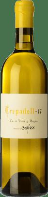 19,95 € Free Shipping   White wine Curii Trepadell Crianza D.O. Alicante Valencian Community Spain Trapadell Bottle 75 cl