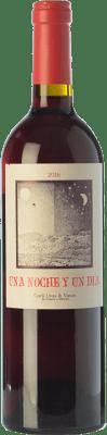 11,95 € Free Shipping   Red wine Curii Una Noche y Un Día Joven D.O. Alicante Valencian Community Spain Grenache Bottle 75 cl