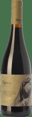6,95 € Envoi gratuit | Vin rouge Bardos Épica Roble D.O. Ribera del Duero Castille et Leon Espagne Tempranillo Bouteille 75 cl