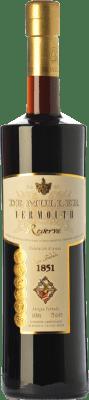 9,95 € Envío gratis | Vermut De Muller Vermouth Reserva Cataluña España Botella 75 cl