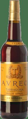 16,95 € Envío gratis | Vino dulce De Muller Aureo Añejo D.O. Tarragona Cataluña España Garnacha, Garnacha Blanca Botella 75 cl