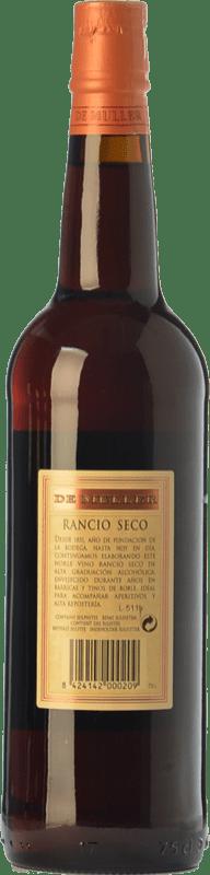 7,95 € Free Shipping | Fortified wine De Muller Rancio Seco D.O.Ca. Priorat Catalonia Spain Grenache, Carignan Bottle 75 cl