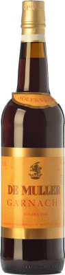 45,95 € Free Shipping | Sweet wine De Muller Solera 1926 D.O. Tarragona Catalonia Spain Grenache Bottle 75 cl