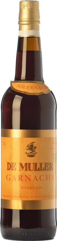 36,95 € Envoi gratuit   Vin doux De Muller Solera 1926 D.O. Tarragona Catalogne Espagne Grenache Bouteille 75 cl