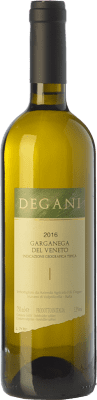 8,95 € Envío gratis | Vino blanco Degani I.G.T. Veneto Veneto Italia Garganega Botella 75 cl