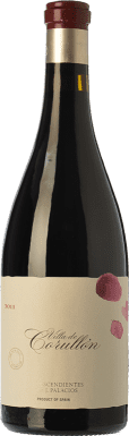 43,95 € Free Shipping | Red wine Descendientes J. Palacios Villa de Corullón Crianza D.O. Bierzo Castilla y León Spain Mencía Bottle 75 cl