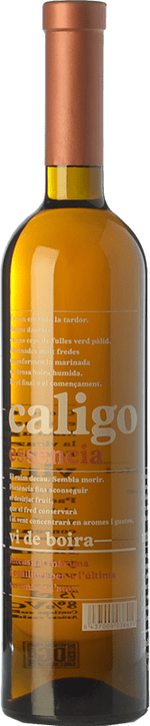 49,95 € Free Shipping | Sweet wine DG Caligo Essència D.O. Penedès Catalonia Spain Chardonnay Bottle 75 cl