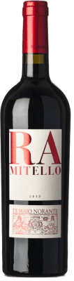 18,95 € Free Shipping | Red wine Majo Norante Ramitello D.O.C. Biferno Molise Italy Montepulciano, Aglianico Bottle 75 cl