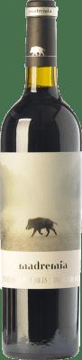 11,95 € Kostenloser Versand | Rotwein Divina Proporción Madremía Joven D.O. Toro Kastilien und León Spanien Tinta de Toro Flasche 75 cl