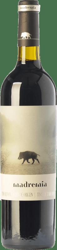11,95 € Envío gratis | Vino tinto Divina Proporción Madremía Joven D.O. Toro Castilla y León España Tinta de Toro Botella 75 cl